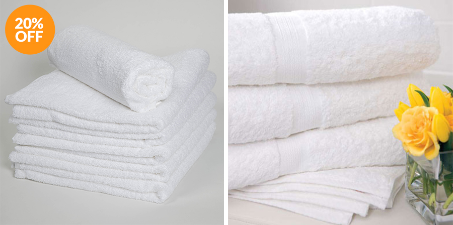 Actil Commercial Super Deluxe Towel Collection