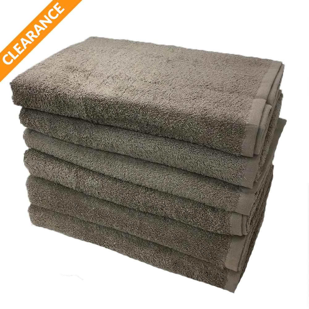 Clearance Natural Towels