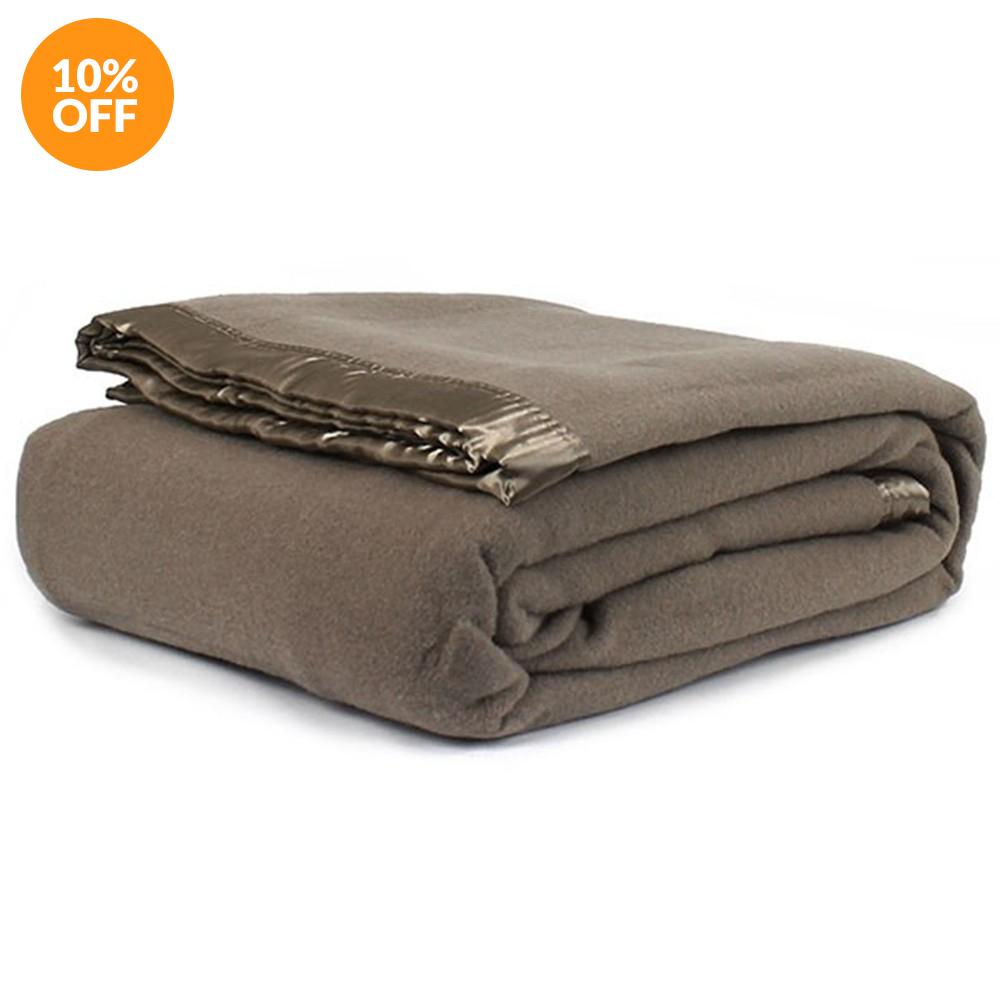 Australian Wool Blanket by JC