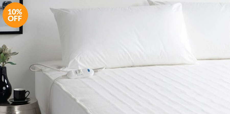 Fully Fitted Electric Blankets by JC