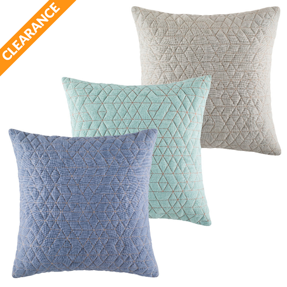 Quilty Cushion by Kas
