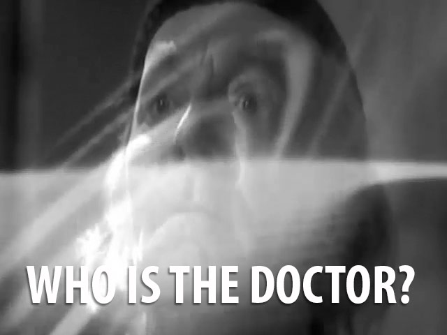 Who Is The Doctor graphic
