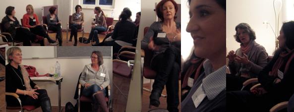 CONSULTING WOMEN Treffen 28.02.2012
