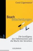 """Buchempfehlung """"Bauchentscheidung"""""""