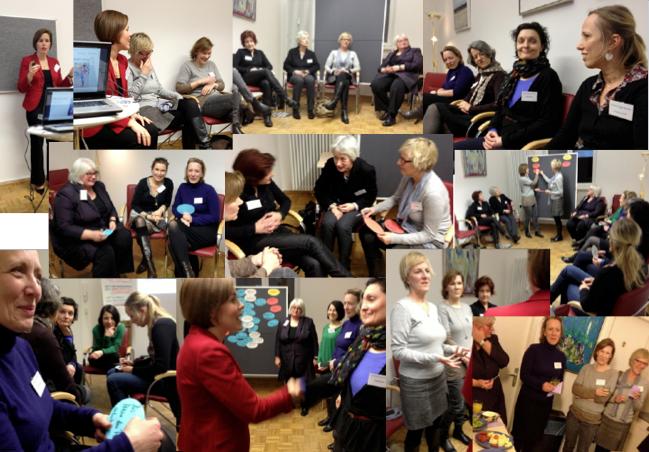 CONSULTING WOMEN Treffen am 26.02.2013