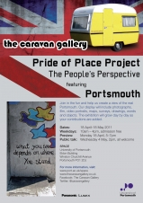 The Caravan Gallery 'Pride of Place' Project