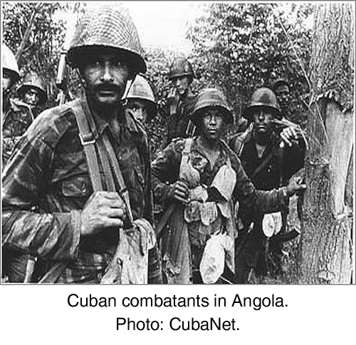 Cuba in Angola: an old and lucrative business of the Castro brothers