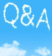 Q&A Clouds