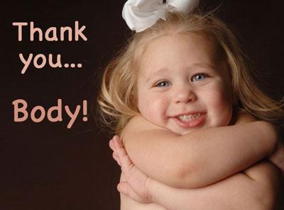 Thank you...Body!