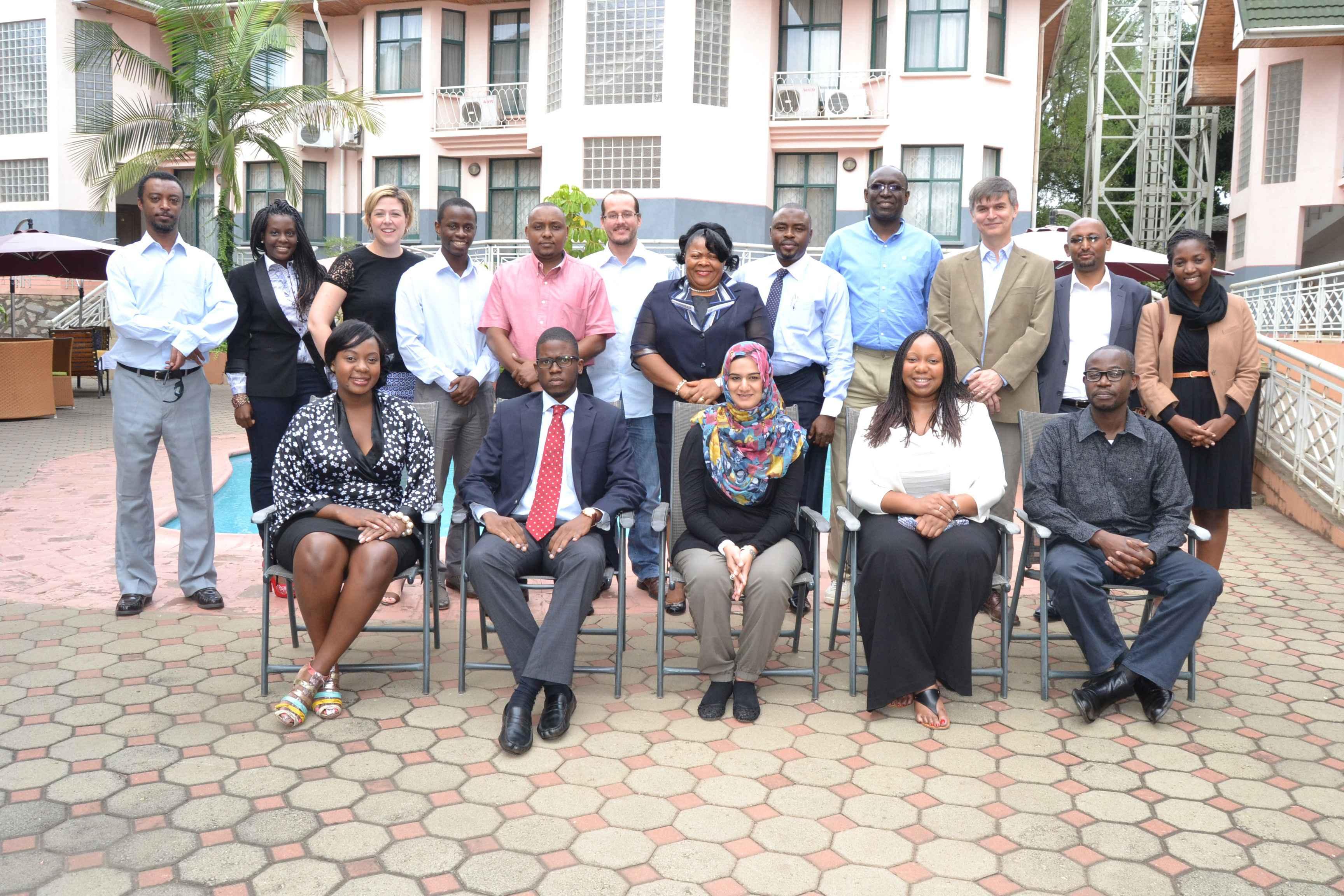 PALU Advocacy Training Group Photo