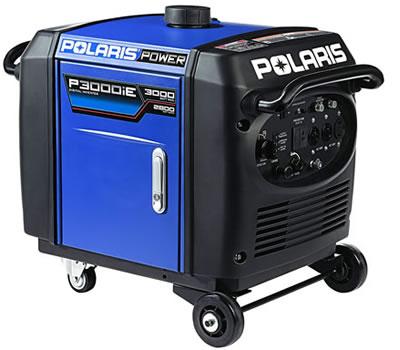 Polaris P3000ie inverter