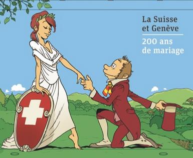 Genève à la rencontre des Suisses