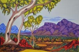 Mervyn Rubuntja - East Macdonnell Ranges