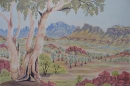 Gloria Pannka - James Ranges, NT