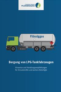 Fleyer: Bergung von Tankfahrzeugen