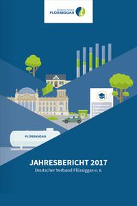 Flyer: Jahresbericht 2017
