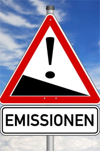 Achtung! Emissionen