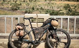 Ben Page Films bike