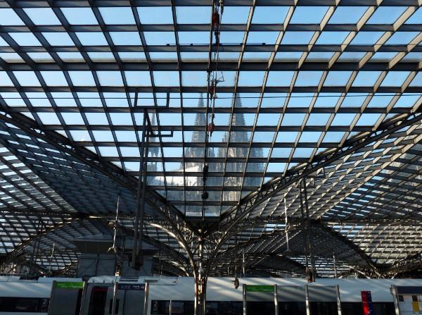 Hauptbahnhof Köln, Barbara Hoock