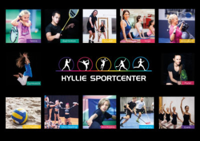 Hyllie Sportcenter.logo