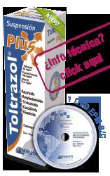 ¿Más Información sobre Toltrazol Plus?