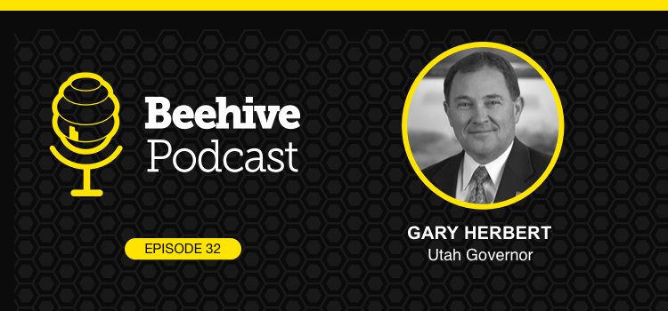 Gov. Herbert Appears On Beehive Podcast, And So Many Other Things Are Happening