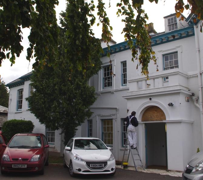 Churchill House, external image