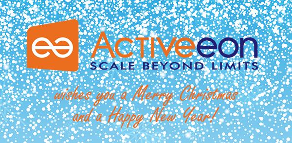 activeeon christmas newsletter header