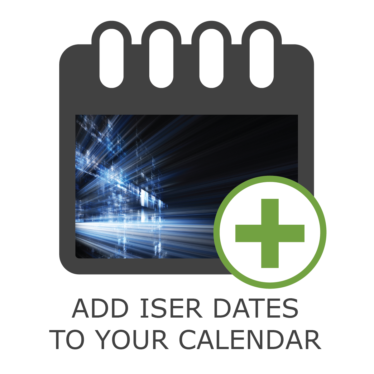 Add ISER dates to your calendar