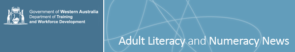 Adult Literacy and Numeracy News