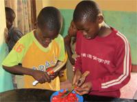 HOPE FOR HOPE Essensprojekt Kenia