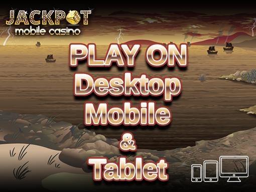 Enjoy on Desktop, Tablet and Mobile