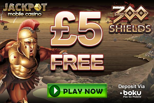 Get £5 No deposit offer