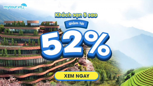 Khách sạn 5* cao cấp giảm giá tới 52%. Đặt ngay hôm nay!