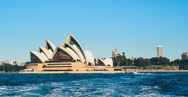 Beautiful Sydney Australia Opera House-Pixabay-CC0 Public Domain