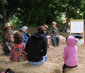 Outdoor Classroom Management