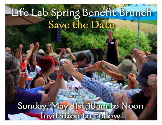 Life Lab Spring Brunch in the Garden Classroom