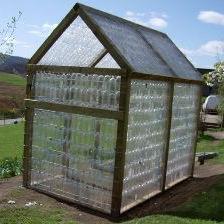 Make a Plastic Bottle Greenhouse