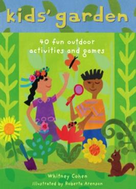 Win a set of Kids' Garden Cards