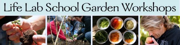 Life Lab Garden Classroom Workshops
