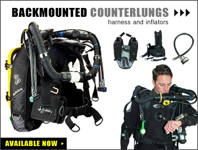 APD Back Mounted Counterlung