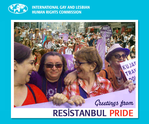 News from the International Gay and Lesbian Human Rights Commission Middle East North Africa Program