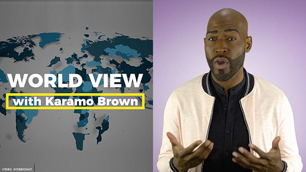 World View with Karamo Brown