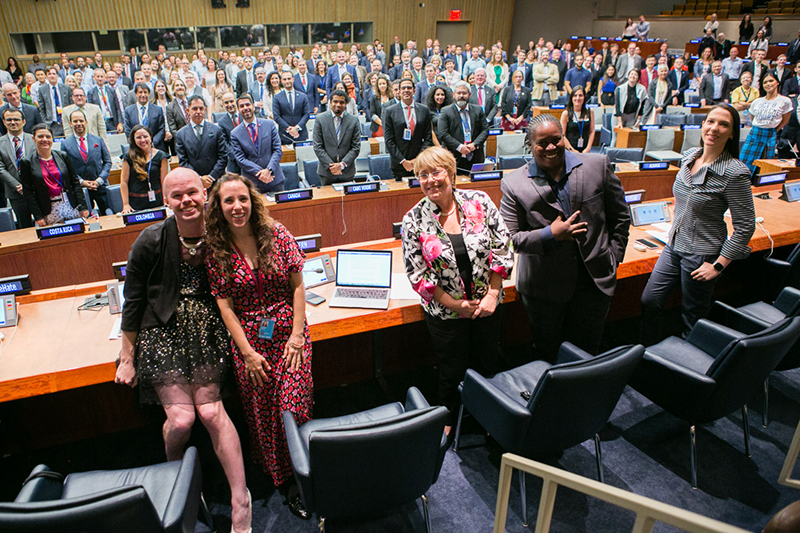 The UN LGBTI Core Group High Level Event