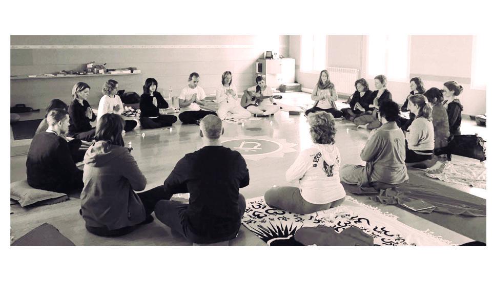 ioga a espai obert sabadell