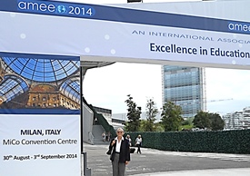 2014 AMEE Conference, Milan, Italy