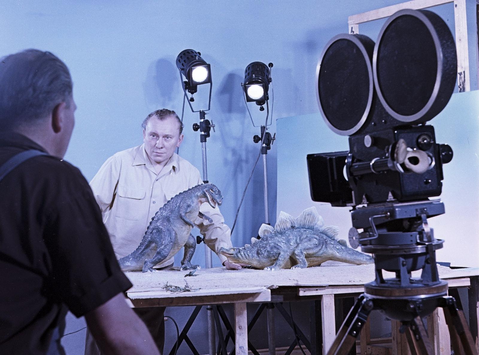 Film Adventurer Karel Zeman (2015) dir. Tomáš Hodan. A testament to the enduring genius of Karel Zeman and his legendary cinematic trickery