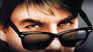 Tom Cruise from Risky Business