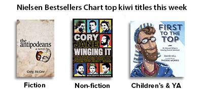 Bestsellers NZ