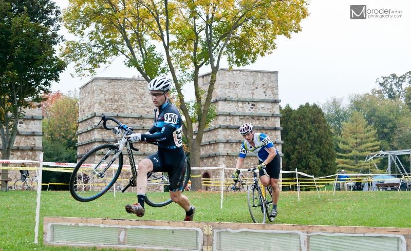 Cyclocross Skills Clinic